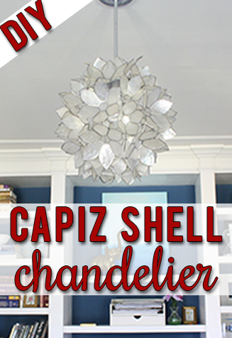 make your own capiz shell chandelier just like the expensive designer versions gorgeous capiz shell chandelier capiz shell lighting fixtures