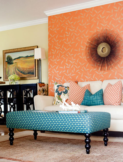 How to mix patterns and create a room you love