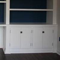 How to build cabinet doors