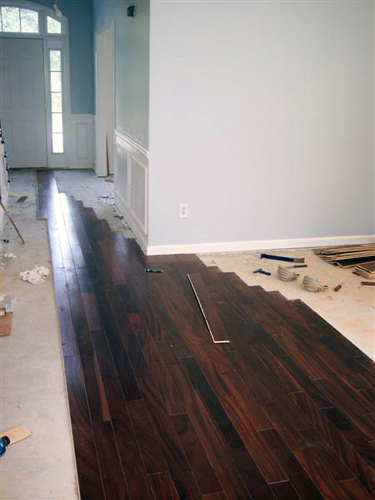 Superb Engineered Hardwood Floors Partially Installed, Hardwoods, Floors Floors  Floors, Flooring