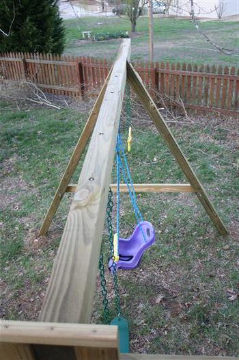 How To Build A Diy Playground Playset Part 2