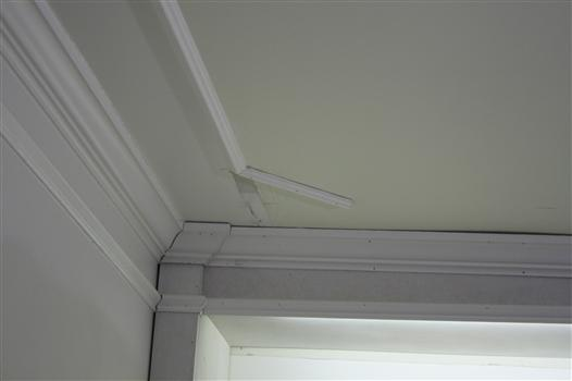 Installing Crown Molding And Baseboard In A Traditional