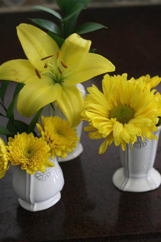 How to Display Fresh Store-bought Flowers