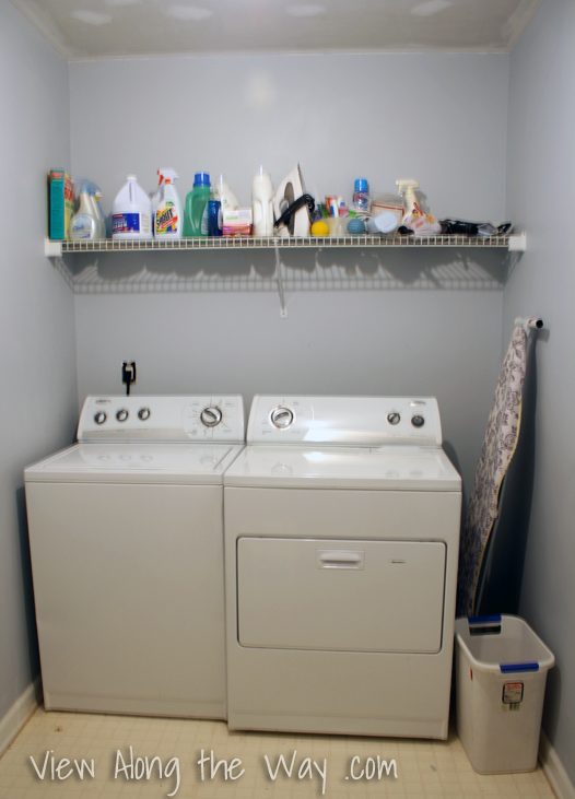 laundry room inspiration: redecorate a laundry room on a budget a Laundry Room