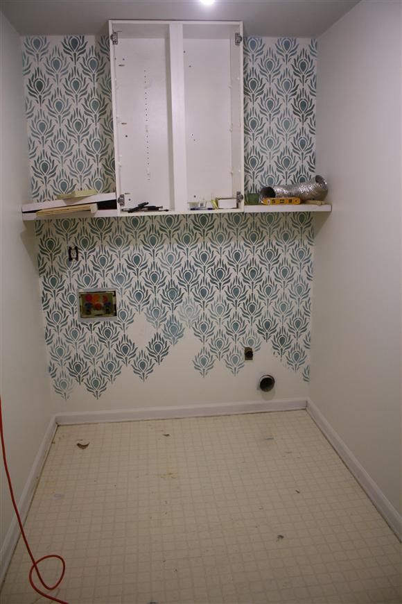 Laundry Room Inspiration Redecorate A On Budget