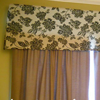 How To Make A No Sew Cornice   And Other Great Ideas For DIY Curtains