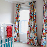 How To Make Your Own Curtains Brilliant DIY Ideas And Tutorials - Curtain drapery ideas