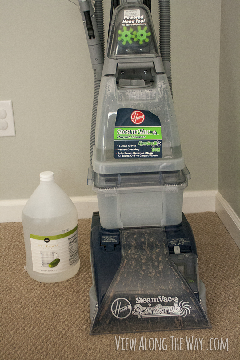 how to get mulberry stains out of carpet with vinegar
