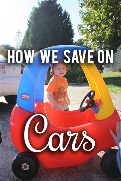 Tips to help you save money on cars!