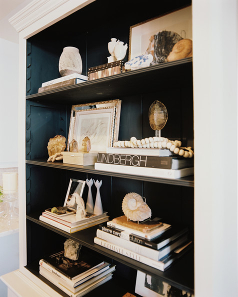 Save The Books: How To Style A Bookshelf For Actual Book