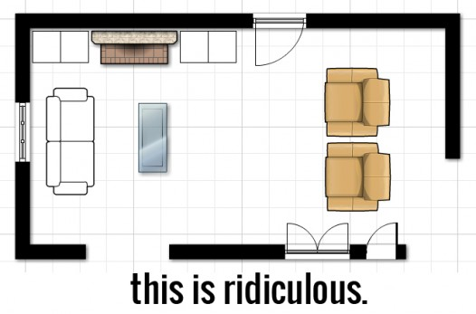 dumb_layout - Living Room Layout